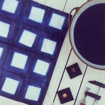 Tote Bag teñido con Índigo_Square inspiration