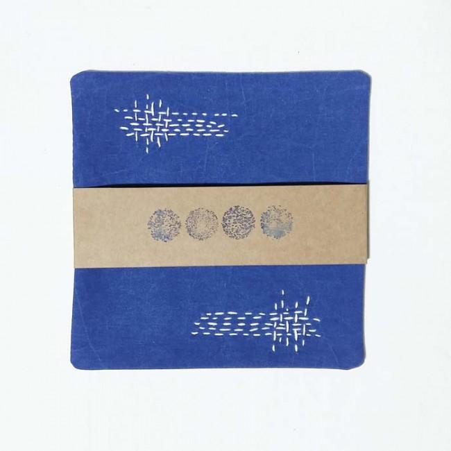 Coasters Free Zurcido Opposites Style Stamp